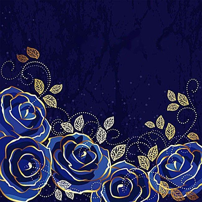 Dark Blue Flowers Background Blue Flowers Background Blue Flower Wallpaper Blue Roses Wallpaper Blue flower wallpaper dark