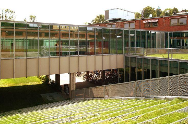 Gallery - Oslo School of Architecture / JVA - 1