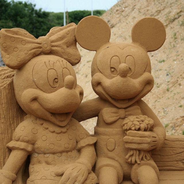 Disney sand art                                                       …