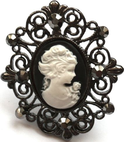 Victorian Style Tattoos | Victorian cameo for a tattoo? - Yahoo! Answers