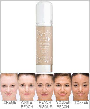 100 pure cosmetics tinted moisturizer - Google Search