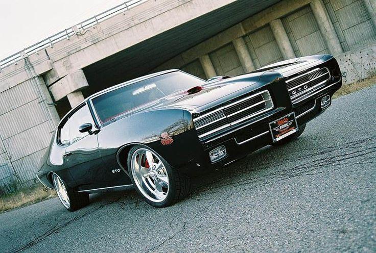 69 GTO Judge