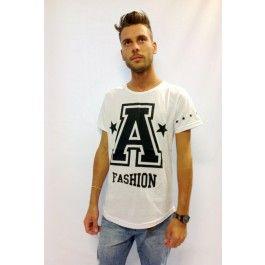 Maglia t-shirt A fashion