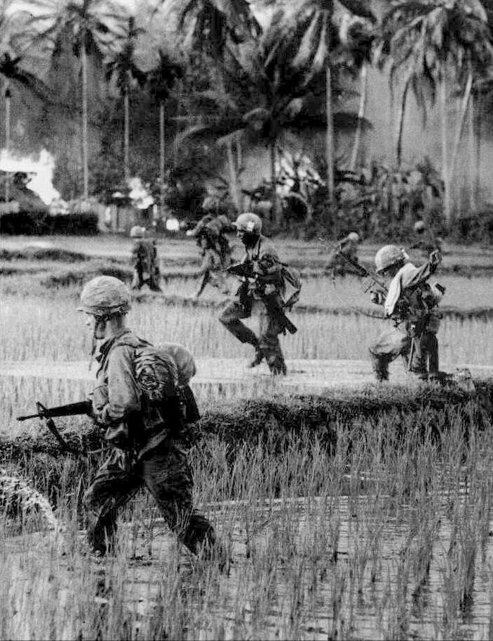 the vietnam war and the united The united states lost almost 60,000 personnel and civilians in vietnam: 58,269 servicemen were killed and another 1,672 recorded as missing america was deeply.