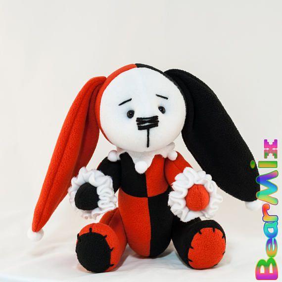 Harley Quinn bunny Харли Квин зайка