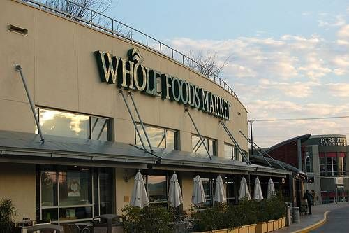 A Whole Foods in Austin, TX