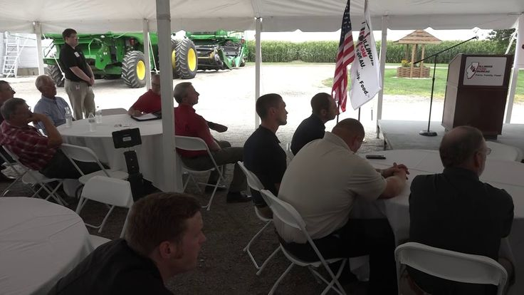 WCIA 3's Stu Ellis talks about Sonny Perdue, Secretary of Agriculture, in this video. Watch now! http://agriculturereporting.com/stu-ellis-with-wcia-3-reports-on-secretary-of-agriculture-sonny-perdue/ #tpsl #ag #cornbelt #lab #agriculture #Agronomics #Farm #Farming #Farmers #SecretaryOfAgriculture