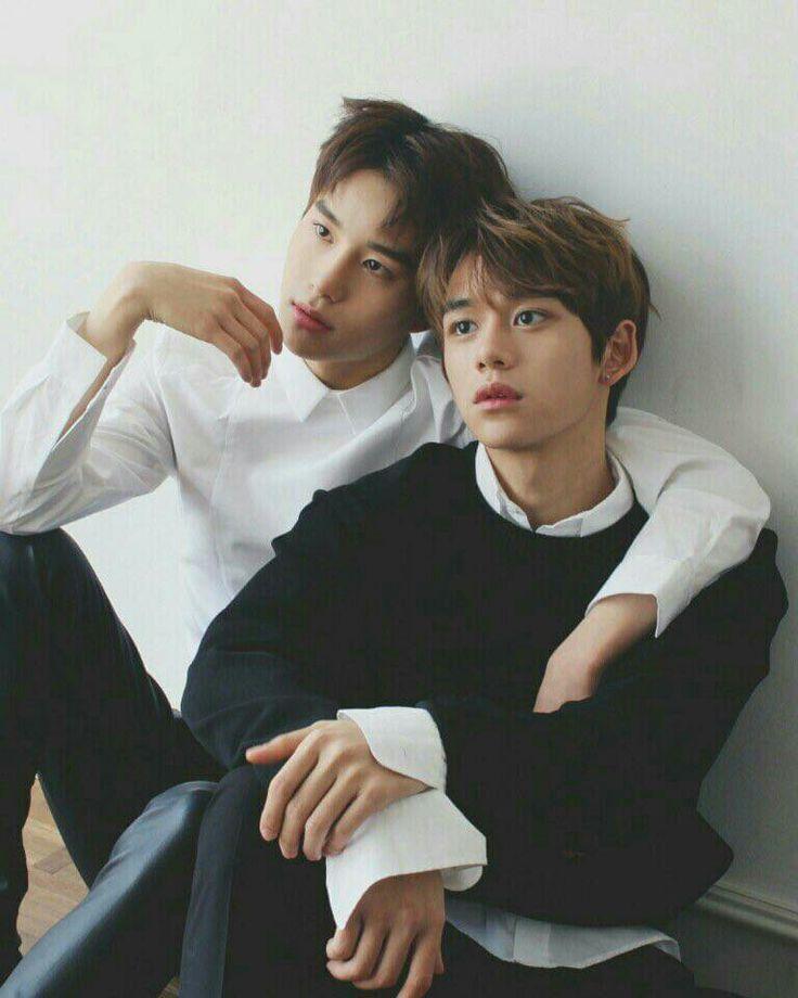 Jungwoo & Lucas smrookies💞💞