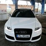 2008 Audi A6 is the best luxurious car made by Audi which is comparable to other luxurious car from its luxury and performance of the car's engine