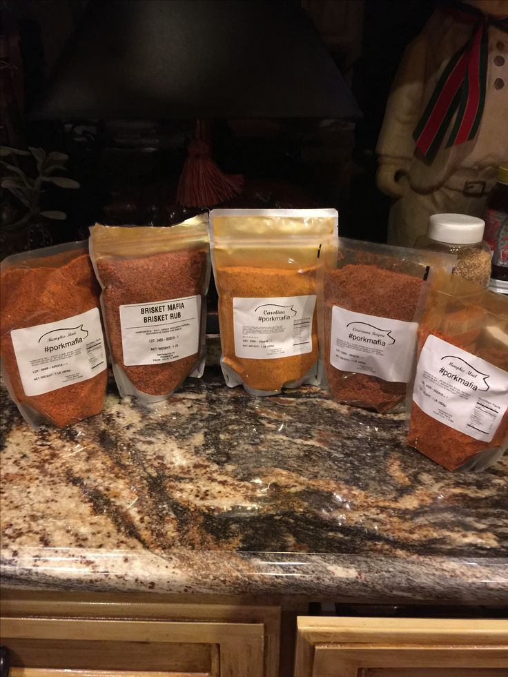 BBQ Pitmasters rubs for sale !