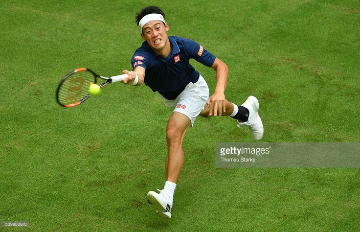 DEU: ATP World Tour 500 Gerry Weber Open - Day One