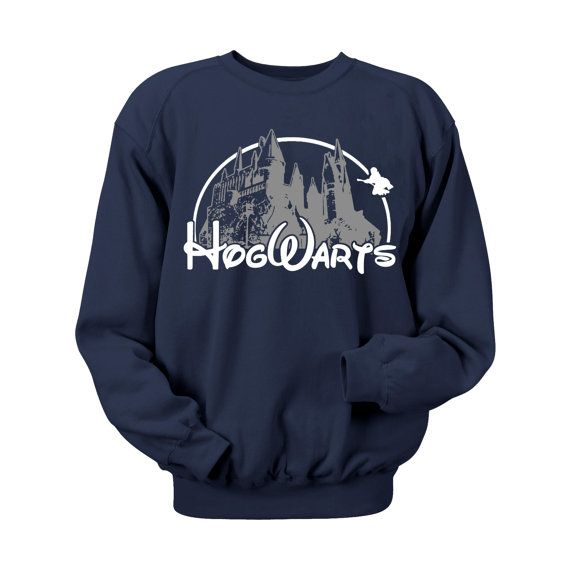 Harry Potter Clothing. Hogwarts. HP. Harry-Potter by MuggleMart