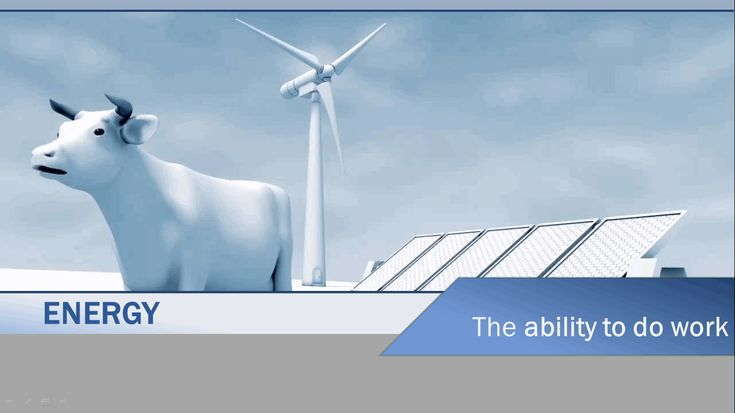 Animated PowerPoint that may be used to introduce energy for Grade 8