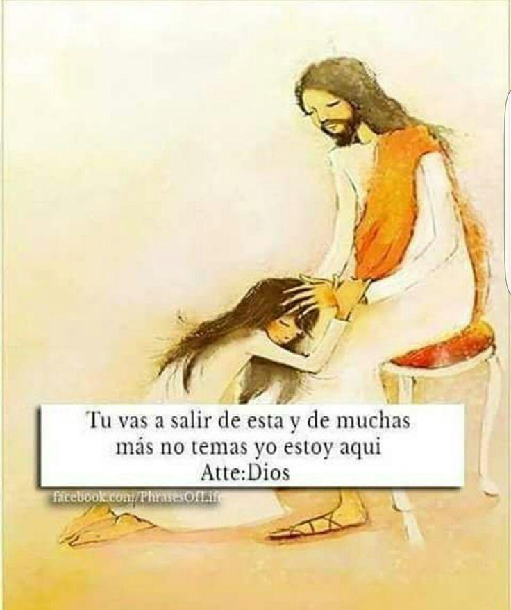 Dios va a estar junto a ti en todo momento. En el nombre de Jesús, Amen.