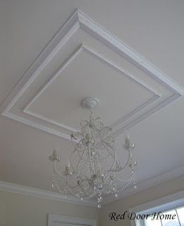 Add Character To Your Ceilings Crown MoldingMouldingMolding IdeasCeiling DetailCeiling IdeasPicture Frame MoldingPicture FramesDinning Room Tables Dining