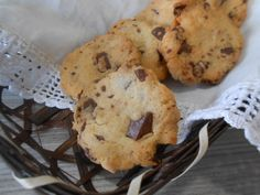 cookies con tagatosa y chocolate sin azucar