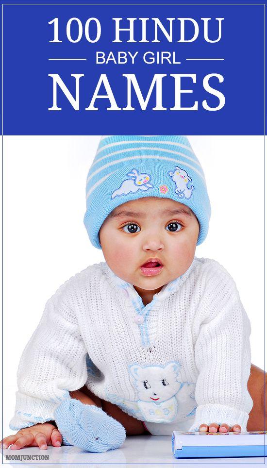 Top 100 Modern Hindu Baby Girl Names