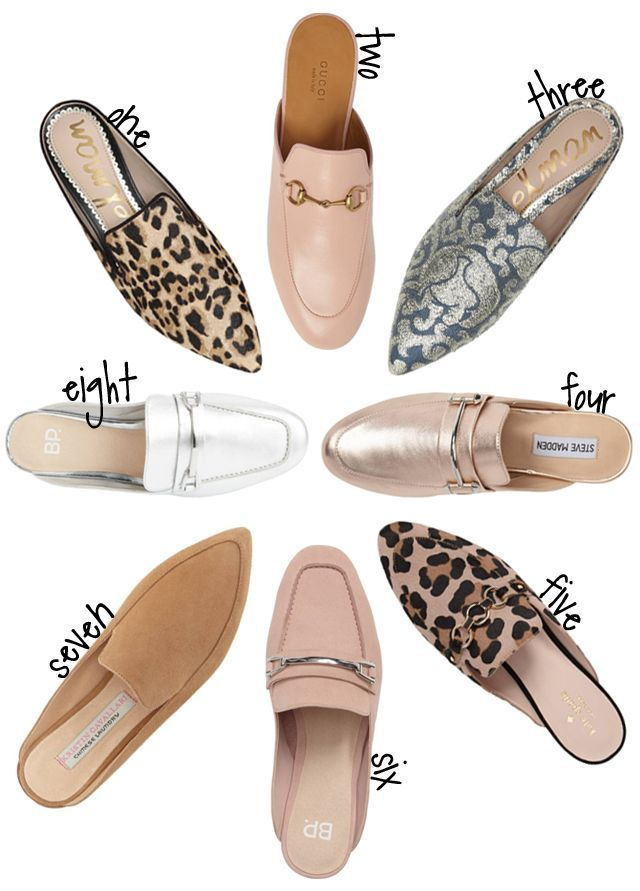 9c6a52f1c825 Okay guys... loafer mules are the fall s hottest shoe trend and I just  can  ...