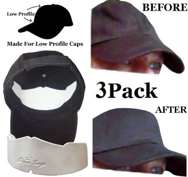 manta ray low profile baseball caps crown inserts fitted sport short triple cape girardeau high