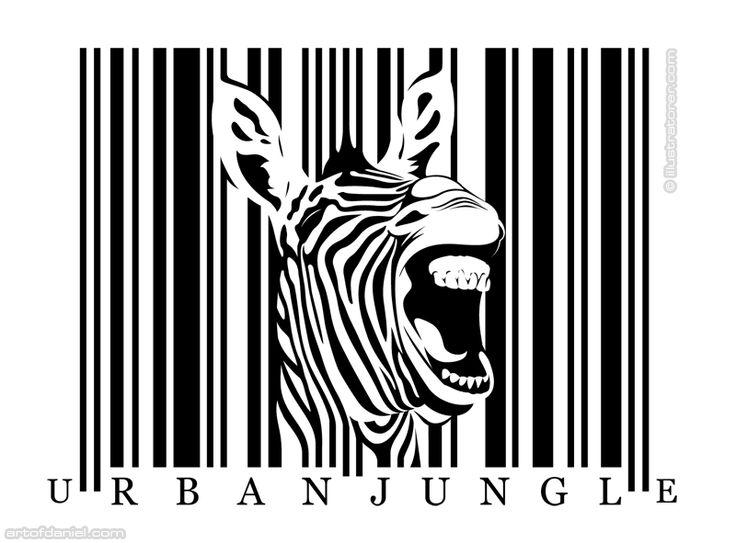 zebra art | Zebra Art © illustratorer.com - 3d grafiker | teknisk illustratör ...