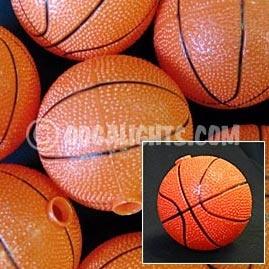 Bunch O' Basketballs Party String Lights - Sports String Light Strands & Sets