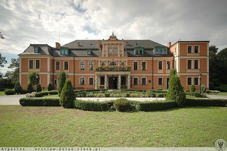 Kobierzyce Pałac