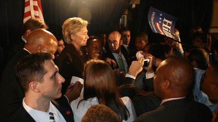 Ready to work for Hillary? Sign up here   Grist