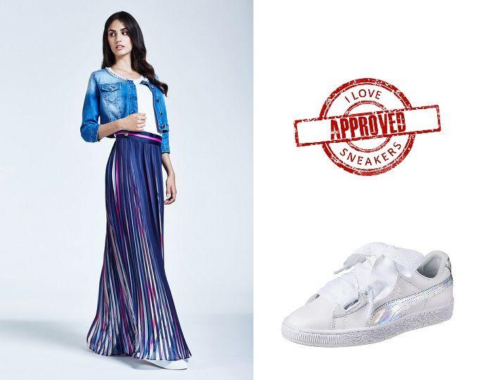 Look da ufficio sneakers style ecco come abbinarle -  - Read full story here: http://www.fashiontimes.it/galleria/look-ufficio-sneakers-style-come-abbinarle/