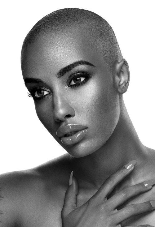 Bald Black Beauties