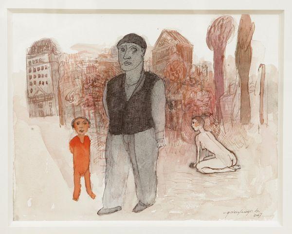 Gonzalo Cienfuegos - Retrato de familia