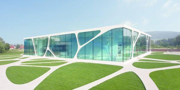 architecture organique
