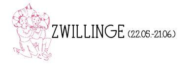 ZWILLINGE 2016 Jahreshoroskop - GRATIS für die Zwillingefrau