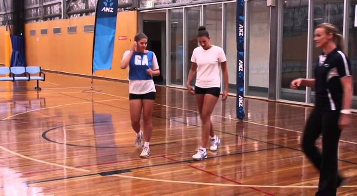 Coaching Tip - Finding Space (+playlist) - #netball
