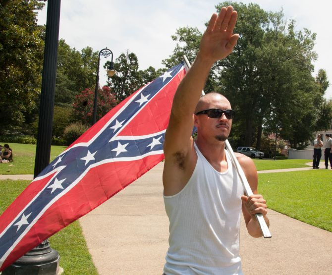 an introduction to the issue of racism in flags So using the american flag, or other countries' flag as a deflection to the confederate flag on the slavery issue also falls flat under any inspection and we are also told that the american flag has more blood on it than the confederate flag does, so if the confederate flag should come down, then so should the american flag.