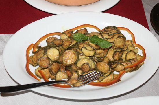 zucchine trifolate alla paesana