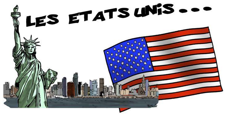 Et si on voyageait : les Etats Unis et New york - Bout de gomme