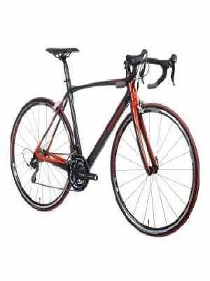 Bicicletta da Corsa VIPER VERBIER Shimano 105 50 39 30 Rosso Grigio 2014 €1575.89