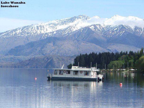Lake Wanaka Foreshore