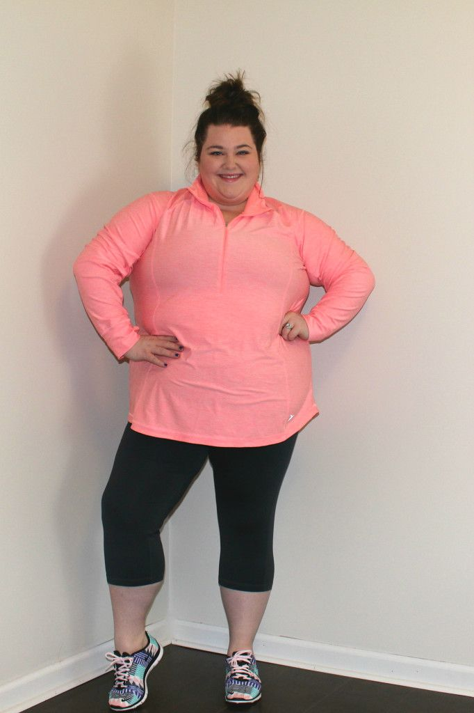 First of all, thank you everyone for all the positive feedback on my first installment of Curvy Girl Workout Gear! I am so excited about this series and have 4 more to post soon! This one is all ab... | theprettyplus.com