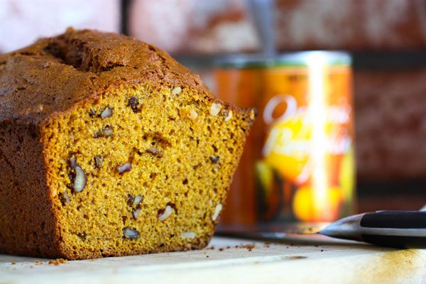 My favorite pumpkin bread.Fall Pumpkin, Desserts Recipe, Pumpkin Breads, Breads Recipe, Bread Recipes, Holiday Menu, Food Recipe, Pumpkin Pies, Pbs Food