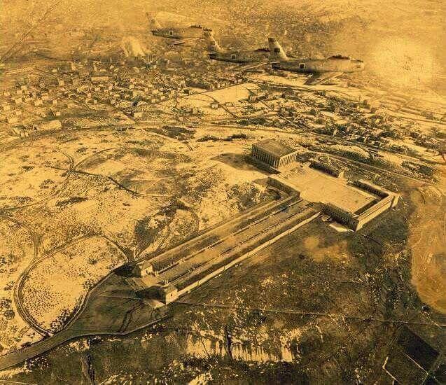 Anıtkabir ve ilk yıllarında Ankara...