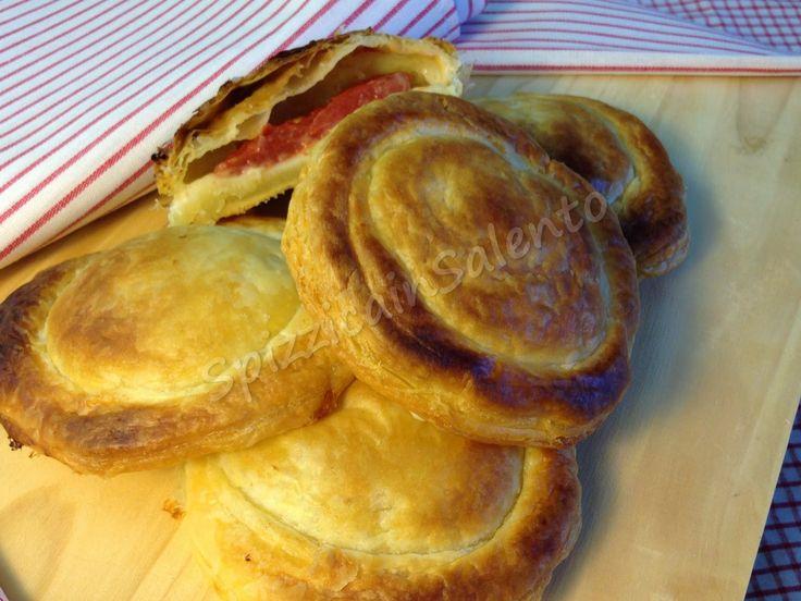 Vol-au-Vent di forma, Rustico di fatto!    La Puglia è senz'altro rinomata per i suoi meravigliosi prodotti da forno, la frisella, il pan...
