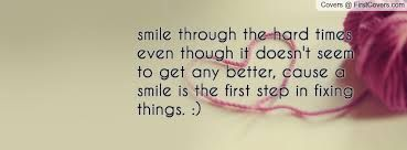 Smile can make you feel better