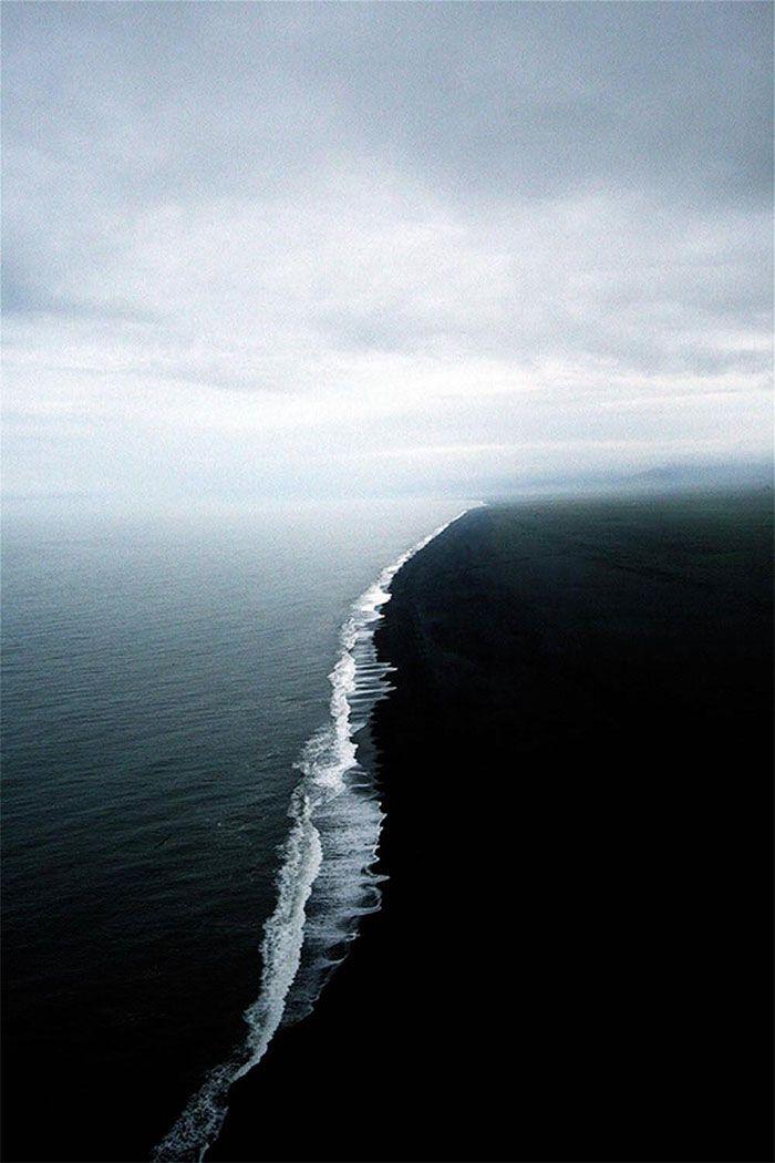 The Gulf Of Alaska, Where Two Oceans Meet But Do Not Mix