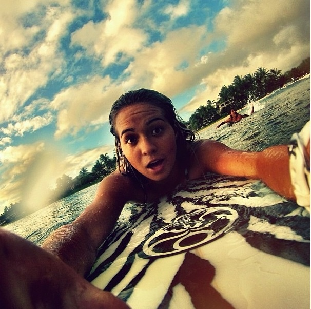 Brianna Cope, I love her! #obsessed #girlcrush #surfer