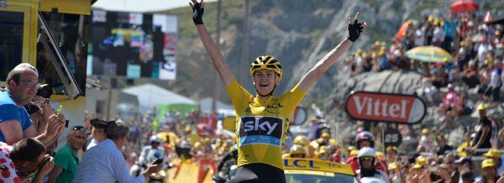To było do przewidzenia :) Krótko: Froome zwycięzcą 103. Tour de France!