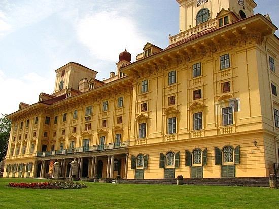 Esterházy Palace, Eisenstadt, Austria