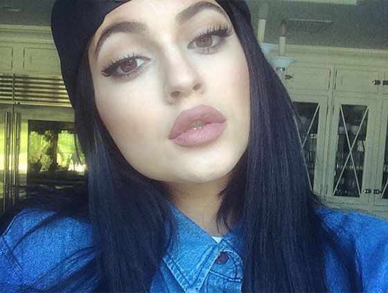 Kylie Jenner Lips Tutorial (How to get Kylie Jenner lipstick look)