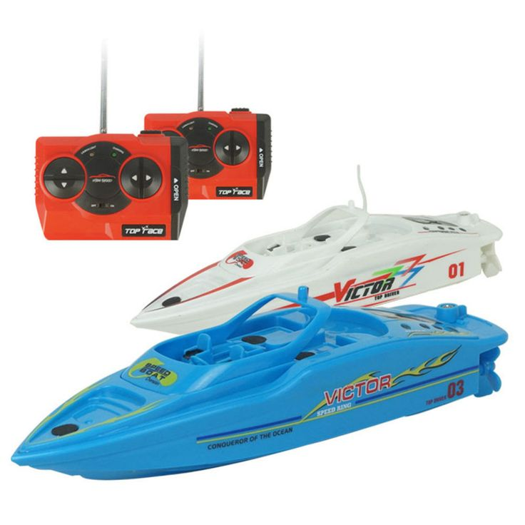Mini RC Boat Innovative Electronic Toy Outdoor Activities Ship Model Gamee Infinitely Racing Boat