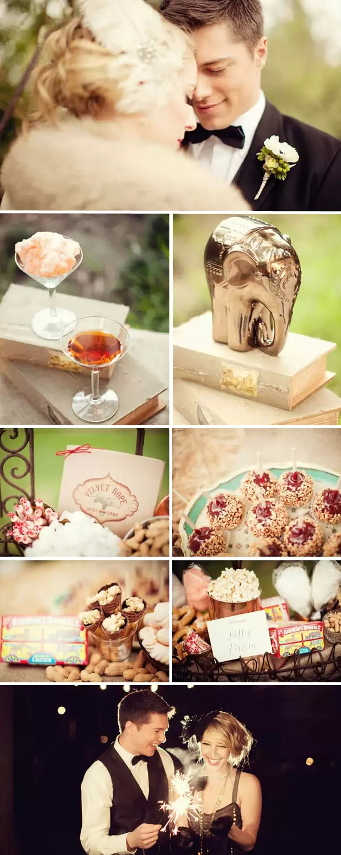 Carnival-themed wedding ideas!